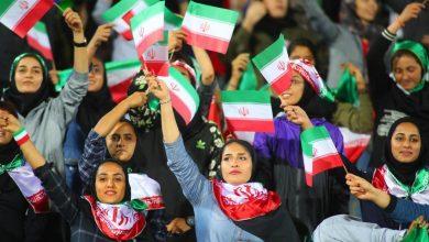 تصویر از تماشای از نزدیک بازیهای لیگ برتر برای زنان آزاد میشود