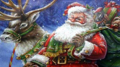 تصویر از بابانوئل کیه و ازش چی میدونیم؟