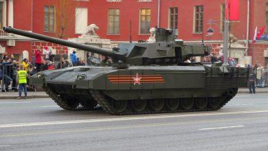 تصویر از با تانک لاکچری ارتش روسیه بیشتر آشنا بشیم