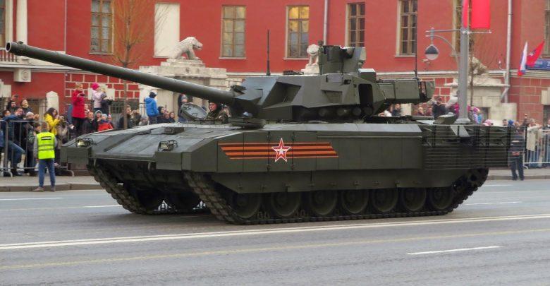 با تانک لاکچری ارتش روسیه بیشتر آشنا بشیم