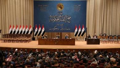 تصویر از رای مثبت پارلمان عراق به طرح خروج نظامیان آمریکا از این کشور