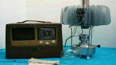 تصویر از رادیو نفتی در ایران