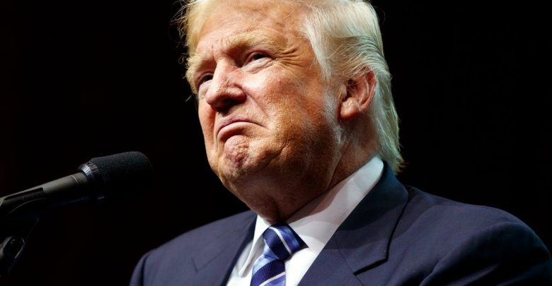 آقای ترامپ، حاضر نیستم به خاطر ما به زحمت بندازی