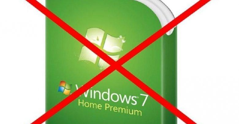 ویندوز 7 تا دو هفته دیگر به پایان راه می رسد