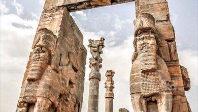 تصویر از هخامنشیان چگونه ستونهای تخت جمشید را ساختند؟