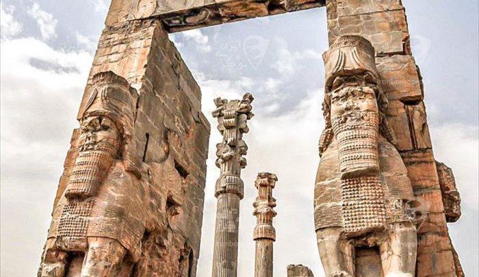 هخامنشیان چگونه ستونهای تخت جمشید را ساختند؟