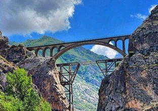 تصویر از ورسک، پلی ماندگار در طول تاریخ سازههای ایران