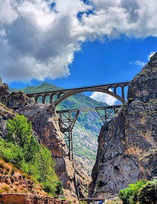 ورسک، پلی ماندگار در طول تاریخ سازههای ایران