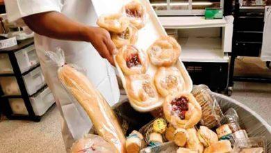 تصویر از ما ایرانیان در دور ریز غذا رکورد زدیم!