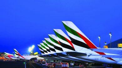 تصویر از لغو اکثر پروازهای شرکتهای هواپیمایی امارات و ترکیه