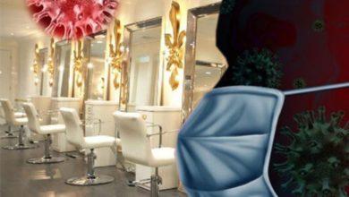 تصویر از کرونا، چالشی برای آرایشگران