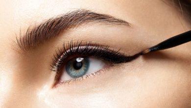 تصویر از چطور خط چشم بکشیم؟   کاملترین آموزش کشیدن خط چشم