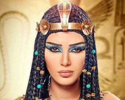 خط چشم مصری