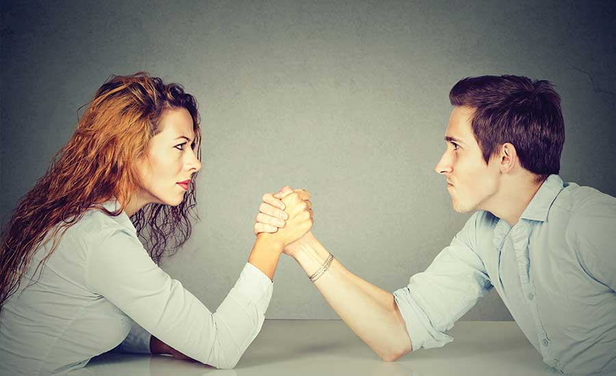 رابطهی عاشقانه با همسر