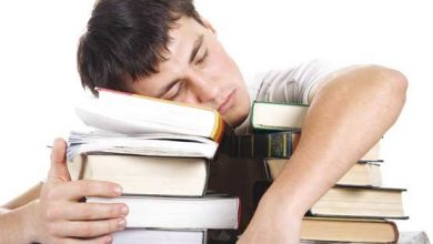 تصویر از راههکارهای مقابله با خستگی در هنگام مطالعه