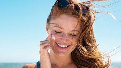 تصویر از شروع تابستان و اهمیت استفاده از کرم ضد آفتاب