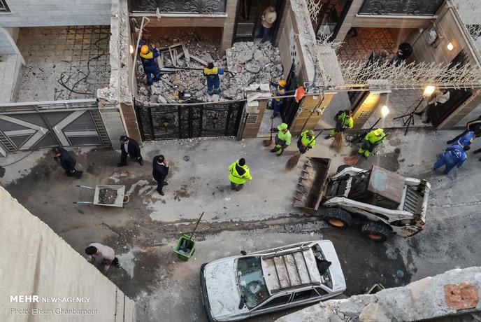 انفجار خیابان کمیل