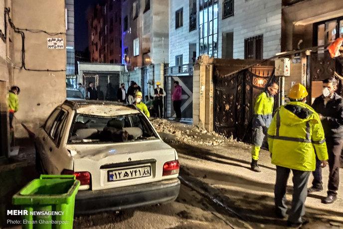 نفجار خیابان کمیل