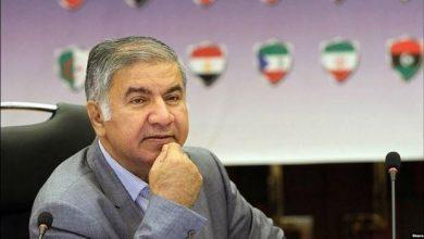 تصویر از حسین کاظم پور اردبیلی نماینده ایران در اوپک درگذشت