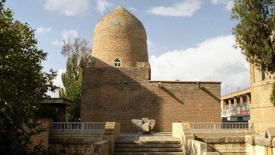 تصویر از جزئیات حمله به مقبره مقدس یهودیان در همدان