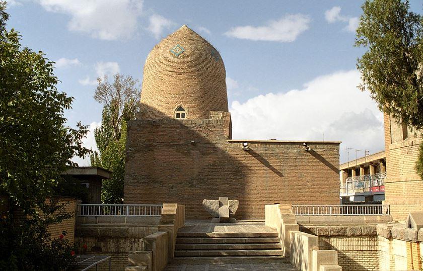 جزئیات حمله به مقبره مقدس یهودیان در همدان - مجله اینترنتی خبرببر