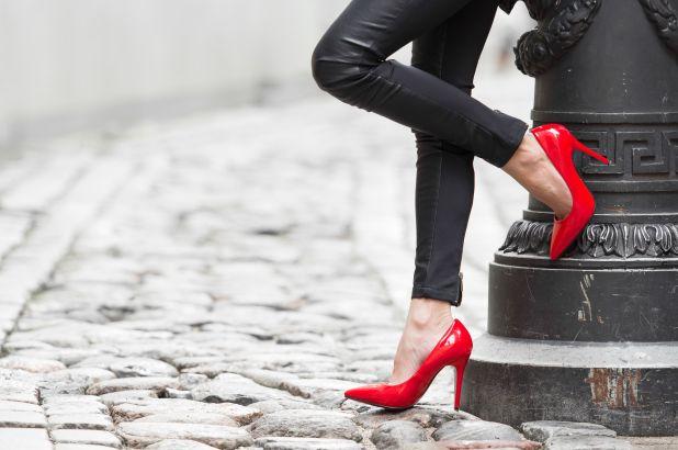 راهنمای خرید کفش پاشنه بلند