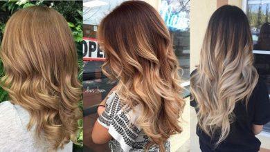 تصویر از آموزش رنگ مو آمبره | چطور موها را آمبره کنیم؟
