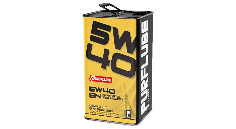 روغن موتور پرفلوب SN 5W40
