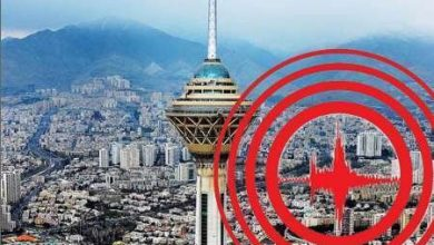 تصویر از گزارش کامل زلزله دماوند   جدیدترین اخبار زلزله تهران