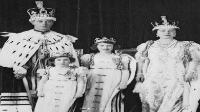 تصویر از سلطنت اتفاقی الیزابت دوم – ملکهی بریتانیا