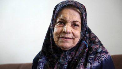 تصویر از صدیقه کیانفر درگذشت + جزئیات مراسم تشییع