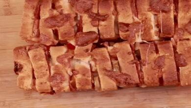 تصویر از پیتزا لقمهای یک وعده غذایی جدید، لذیذ و دلربا