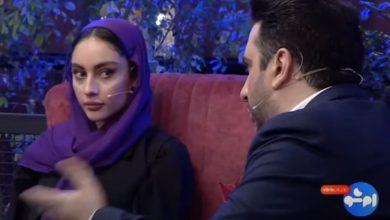 تصویر از پیشنهاد ازدواج به ترلان پروانه در برنامه امشو + ویدئو