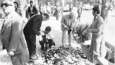 تصویر از خرداد ۵۸ و تغییر نام خیابانهای تهران