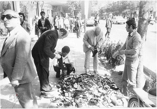 خرداد 58 و تغییر نام برخی از خیابانهای تهران