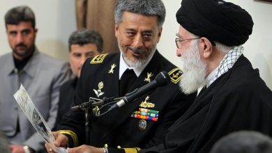 تصویر از چرا انتقاد معاون ارتش ایران از سپاه، ساعاتی پس از انتشار حذف شد؟
