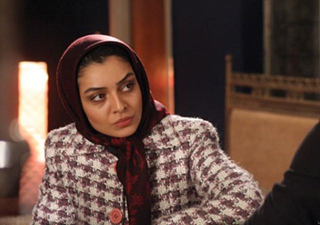 ساره بیات در فیلم مقلد شیطان