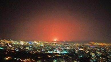 تصویر از علت صدای انفجار در شرق تهران چه بود؟ + جزئیات و فیلم