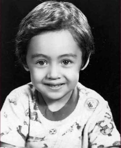 عکس کودکی نیکی کریمی
