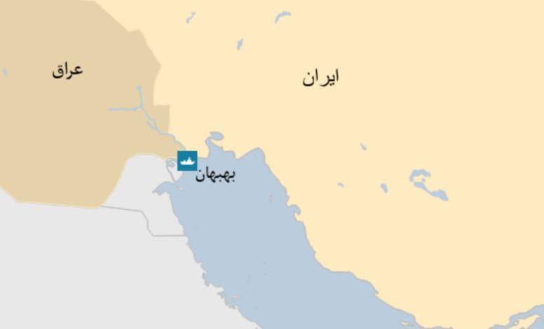 غرق شدن کشتی بهبهان در عراق