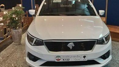 تصویر از مشخصات خودرو K132 ایران خودرو + قیمت و عکس