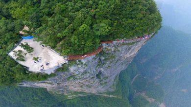 تصویر از ۲۳ تصویر ناب و دلانگیز از پارک ملی ژانگ جیاجی چین