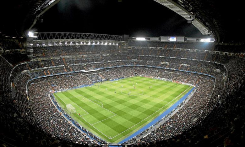 استادیوم سانتیاگو برنابئو