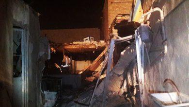 تصویر از ماجرای انفجار در باقرشهر چه بود؟ + فیلم