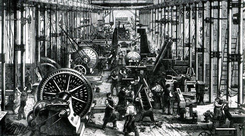 انقلاب صنعتی اول