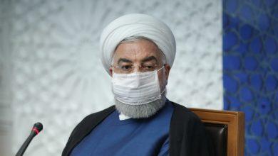 تصویر از شوک روحانی به مردم   ۲۵ میلیون نفر تاکنون به ویروس کرونا مبتلا شدهاند!