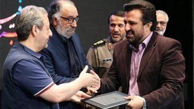 تصویر از حسینی بای خبرنگار صدا و سیما کرونا گرفت