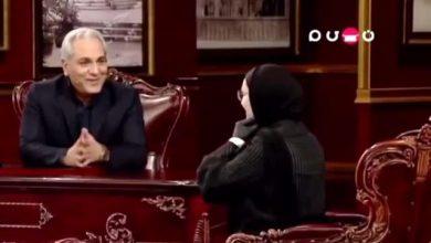 تصویر از رویا نونهالی از پاسخگفتن به سوال مهران مدیری طفره میرود   فیلم