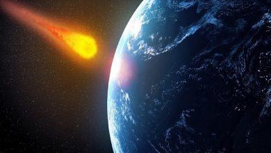 تصویر از سوم مرداد منتظر برخورد سیارک به زمین باشیم؟