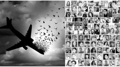 تصویر از تنها دو دقیقه، فاصله میان زندگی و مرگ پرواز ۷۵۲ بر اثر شلیک بوده است!
